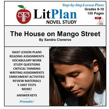 LitPlan Teacher Guide: The House on Mango Street - Lesson