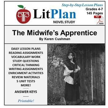 LitPlan Teacher Guide: The Midwife's Apprentice - Lesson P