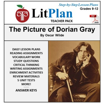 LitPlan Teacher Guide: The Picture of Dorian Gray - Lesson