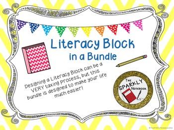 Literacy Block in a BUNDLE