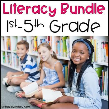 Literacy Bundle! {Entire Year}