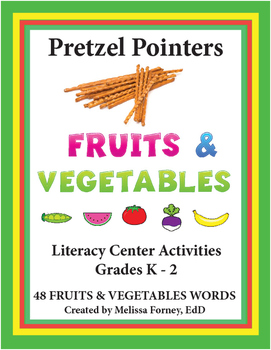 Literacy Center Activities Grades K-2