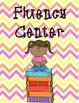 Literacy Center Posters FREEBIE