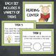 Literacy Center Task Cards