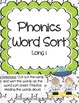 Literacy Centers 3-2 (Long i Phonics, Compound Words, Pres