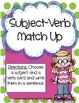 Literacy Centers Pack- Idioms, Cause & Effect, Subject/Ver