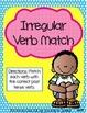 Literacy Centers Pack-Metaphors, Comparing Words, Irregula