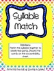 Literacy Centers Pack- Syllables, Contractions, Cause & Ef