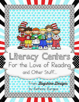 Literacy Centers for the Love of Reading