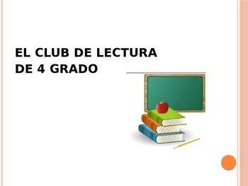 Literacy Circles- Circulos Literarios