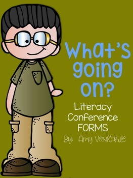 Literacy Conference Notes