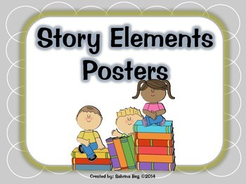 Literacy Element Posters