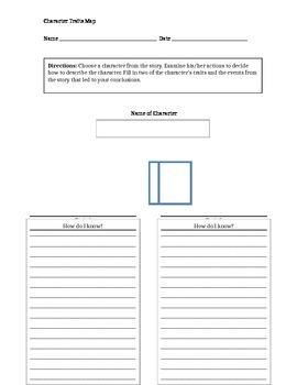 Literacy Graphic Organizer