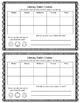 Literacy & Math Station Tracking & Reflection Sheets