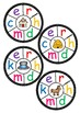 Beginning, initial letter sounds clip cards