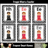Literacy Resource -- Calling All Superfriends Word Wall He