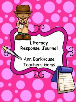 Literacy Response Journal
