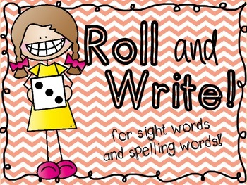 Roll and Write!