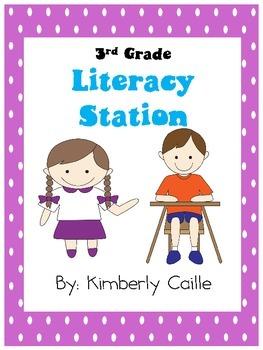 Literacy Station L3.1b