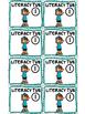 Literacy Station Rotation Cards