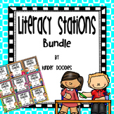 Literacy Stations Yearly Bundle