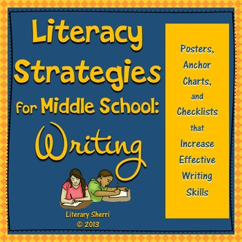 Literacy Strategies for Middle School: Writing (Grades 5,