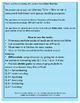 Literacy Time: Question cards for individual reading compr