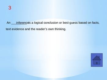 Literacy Vocabulary Powerpoint