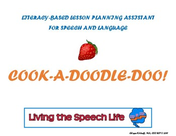 Literacy-based lesson plan assistant (mixed groups) - Cook