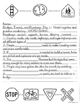 Literacy by Design Leveled Reader Pack-No Prep!  Bridges,
