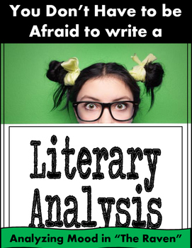 Literary Analysis:  Analyzing Mood in The Raven by Edgar A