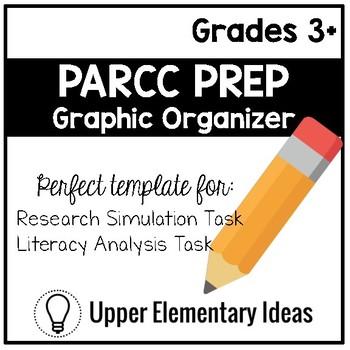 PARCC Prep Series- Literary Analysis Task {LAT}
