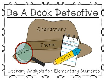 Literary Detective Story Elements and Literary Analysis