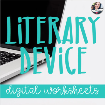 Literary Device Digital Worksheets