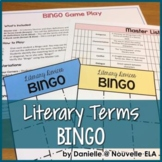 Literary Devices BINGO