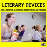 Literary Devices Practice Exercises