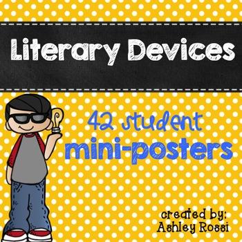 Figurative Language - Literary Devices