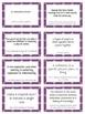 Literary Devices Taskcards/Flashcards List 1