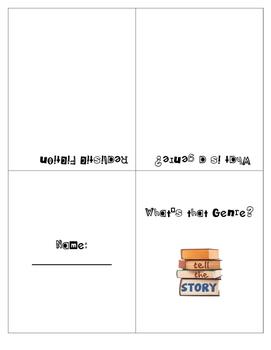 Literary Genre Book