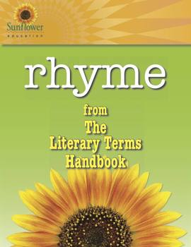 Literary Terms: Rhyme