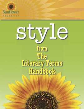 Literary Terms: Style