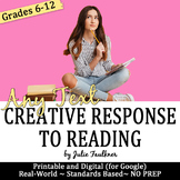 Creative Activities for Any Text, Make Fiction & Nonfictio
