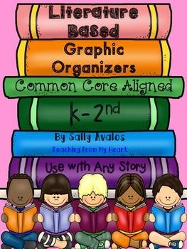 Reading Response, Literature Based Graphic Organizers, Com