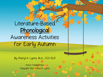 Literature-Based Phonological Awareness Activities for Ear