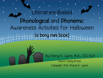 Literature-Based Phonological and Phonemic Awareness Activ