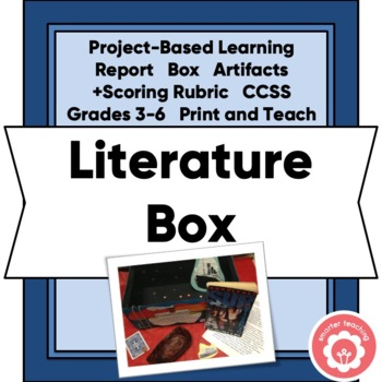 Project Based Book Report: Box Display, Artifacts, Oral Pr
