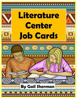 Literature Center Job Cards