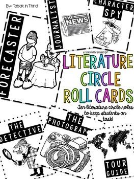 Literature Cicle Job Cards