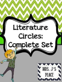 Literature Circle: Complete Set