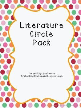 Intermediate Literature Circle Pack